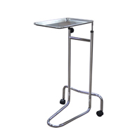 Drive Medical 13045 Mayo Instrument Stand-Double Post