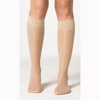 SIGVARIS 120C 15-20 mmHg Sheer Fashion Knee Highs